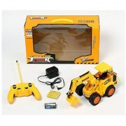 Remote Control Cheetah JCB Construction Truck (Yellow) Bgc