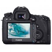 Película Protectora de Ecrã em Vidro Temperado para Canon EOS 6D