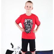 filmes póló férfi gyermek Star Wars - Star Wars Clone - TV MANIA - Red - Star 825