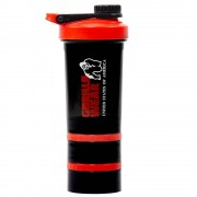 Gorilla Wear Shaker 2 GO - Black/Red