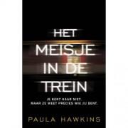 Het meisje in de trein - Paula Hawkins