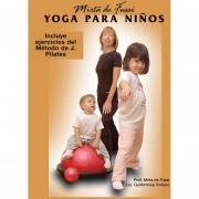 Libro De Yoga Para Niños Incluye Ejercicios Pilates