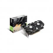 Placa video MSI NVIDIA GeForce GTX 1050 Ti 4GT OC, PCI Express x16 3.0, 4GB GDDR5, 128-bit, 1455 MHz/1341 MHz, Memory Clock: 7008 MHz, DisplayPort