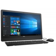 """Dell Inspiron 3464 23.8"""" Full HD NonTouch Screen All-in-one PC, Core i3-7100U 2.3GHz, 1TB HDD, 4GB Ram, Intel HD graphics, Win 10 Home"""