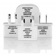 Convertidor y adaptador travel Smart Conair Color Blanco ModeloTS705CR