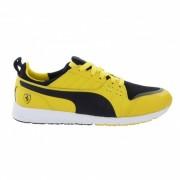 "Puma Pitlane SF Junior ""Vibrant Yellow"""