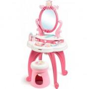 Masuta Smoby - Disney Princess, cu oglinda si accesorii