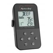 Електронен радио-управляем термометър и таймер за готвене - 14.1504