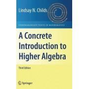 A concrete ontroduction to higher algebra