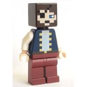min068 Minifigurina LEGO Minecraft-Pirat min068