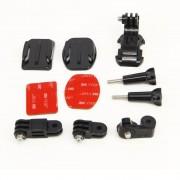 Accessoires Voor Sony Actie Cam Mounts Helm Geprijsd Directe b Model Helm Voor Mount Voor sony fdr-x1000v accessoires