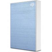 Жесткий диск Seagate Backup Plus Portable 4Tb Light-Blue STHP4000402