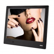 "Photo Frame 8"", HAMA 8SLB, Slim Steel (118563)"