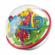 Joc educativ 3D labirint Addictaball Brainstorm, 19 cm, 6 ani+, Multicolor