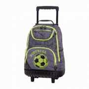 PULSE Wheels green football - 120829