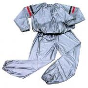 Costum cu efect de Sauna Unisex pentru slabit