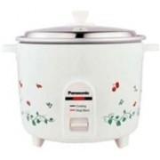 Panasonic SR WA 18HK Electric Rice Cooker(1.8 L, White)