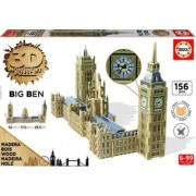 Puzzle 3D Big Ben and Parlament
