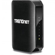 Trendnet TEW-751DR Dual-band (2.4 GHz/5 GHz) Fast Ethernet Nero router wireless
