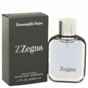 Z Zegna For Men By Ermenegildo Zegna Eau De Toilette Spray 1.7 Oz