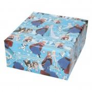 Disney Inpakpapier/cadeaupapier Disney Frozen Elsa en Anna 200 x 70 cm