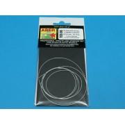 ABER - Cabluri tractare otel vehicule 0,6mm