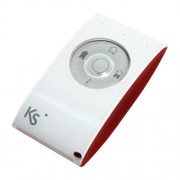 Telecomanda wireless cu 4 butoane Ksenia OPERA RF RED, bidirectionala, 868 MHz, 400 m