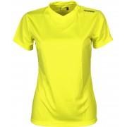 NEWLINE BASE Cool Dámské běžecké tričko 13614-091 neonově žlutá M