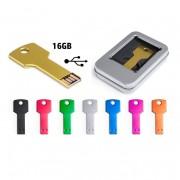 Pendrive USB personalizados 16GB llave