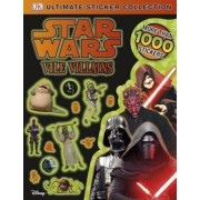 Star Wars: Vile Villains : Ultimate Sticker Collection