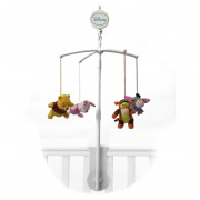 Móvil Musical para Bebés Bebesit Winnie Pooh-Multicolor