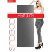 Marilyn - Trendy harem pants Sindbad, 180 DEN