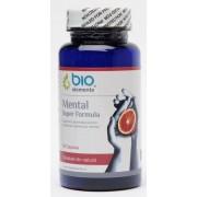 Mental Super Formula - util in pastrarea tonusului psihic, combaterea depresiei si imbunatatirea memoriei