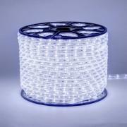 Tubo luminoso flessibile decoLED - 100m, LED luce bianca fredda