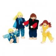Goki Familj med dummy dockor 4