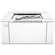 HP M102W LaserJet Pro Stampante Monocromatica, Wireless, Bianco