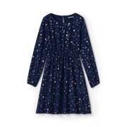 Lands' End Gesmoktes Kleid mit Muster für Große Mädchen - Sonstige - 122/128 von Lands' End
