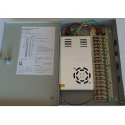 18 x IP / CCTV Camera Power supply 30A