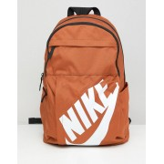 Nike Оранжевый рюкзак с логотипом Nike BA5381-246 - Оранжевый