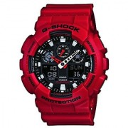 G-Shock Analog-Digital Black Dial Mens Watch - Ga-100B-4Adr (G344)