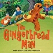 Read Aloud Classics: The Gingerbread Man Big Book Shared Reading Book, Paperback/Lenika Gael
