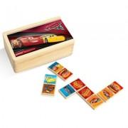 Drewniane domino - Cars 3 + EKSPRESOWA DOSTAWA W 24H