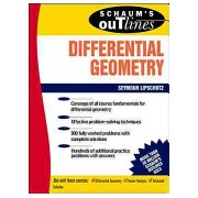 Schaum's Outline of Differential Geometry (Lipschutz Martin M.)(Cartonat) (9780070379855)