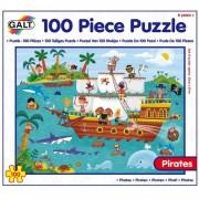 Galt legpuzzel Piraten 100 stukjes