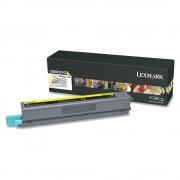 Съвместима тонер касета C925 Yellow - 7.5k