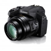Panasonic Lumix DMC-FZ300 compact camera Zwart - Demomodel