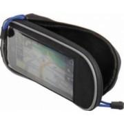 Suport telefon pentru bicicleta MOBI105 Universal Waterproof Negru