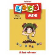 Boosterbox Mini Loco - Ik Leer Rekenen (6-7 jaar)