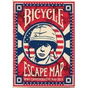 Carti de joc Bicycle Escape Map