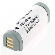AGI Akku kompatibel mit CANON POWERSHOT ELPH 520 HS, 98753